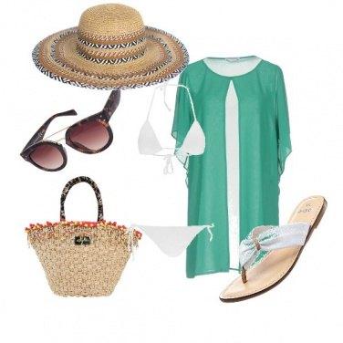 Outfit Il cappello di paglia