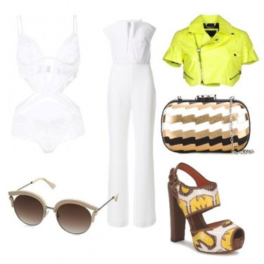 Outfit Cocktail al mare