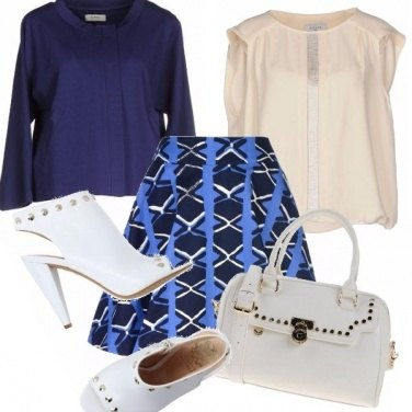 Outfit Bon ton rock!
