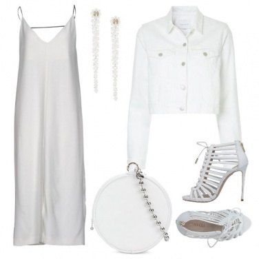 Outfit Total White