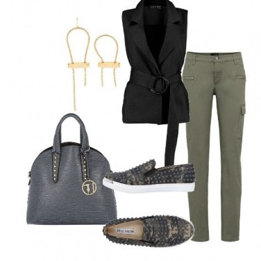 Outfit Military comfort