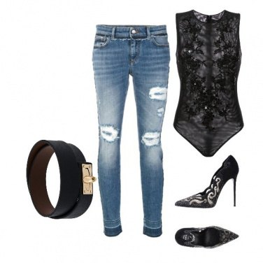 Outfit Sexy #1034