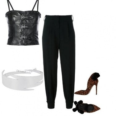 Outfit Sexy #1035
