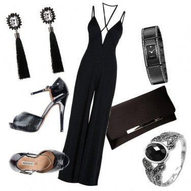 Outfit Black Style