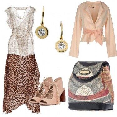 Outfit Etnico sofisticato