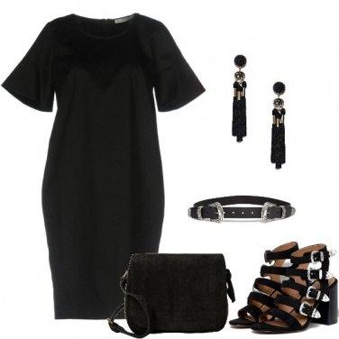 Outfit L\'abito ampio