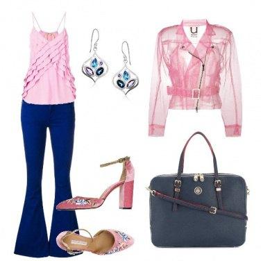 Outfit In riunione di sabato