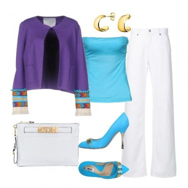 Outfit In color