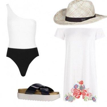 Outfit Sulla spiaggia