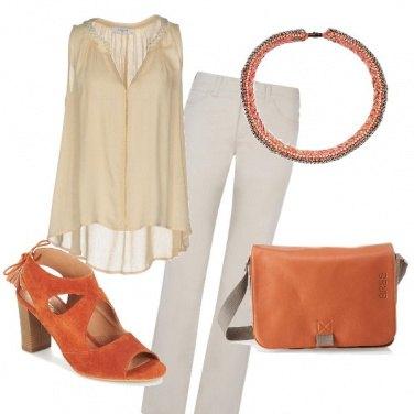 Outfit Chic con semplicità