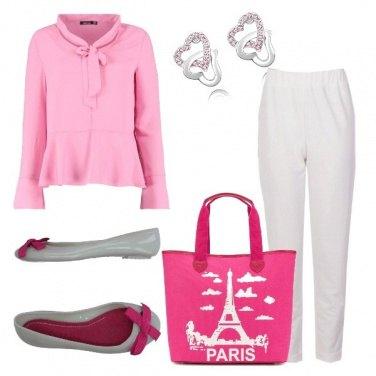 Outfit Sogno parigino