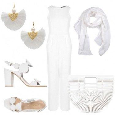 Outfit Festa del bianco
