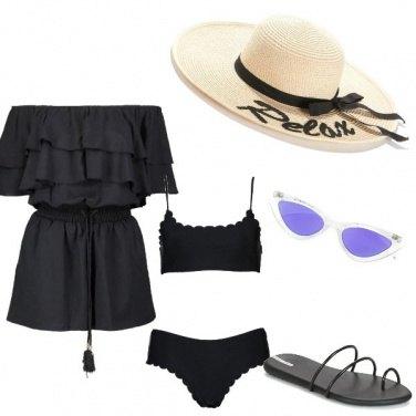 Outfit Il cappello ha parlato....RELAX