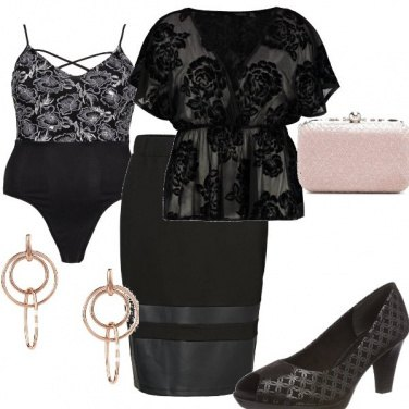 Outfit Sexy #1049