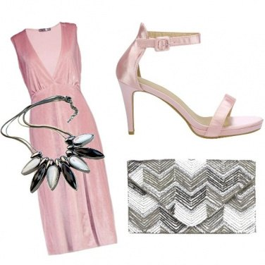 Outfit Light pink