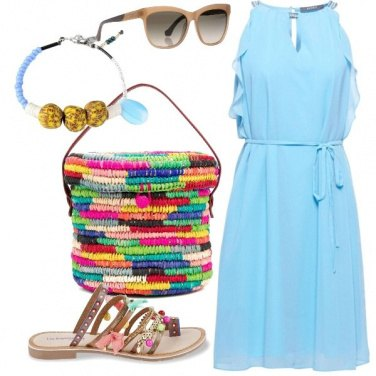 Outfit Aria fresca