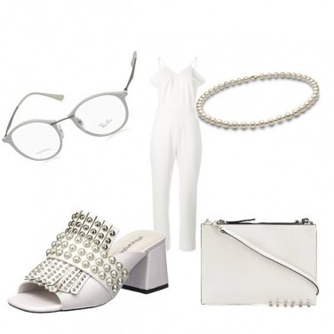 Outfit B come bianco