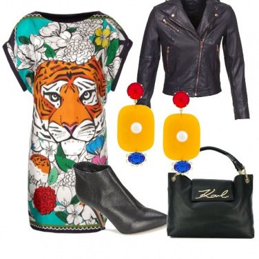 Outfit Per l\'aperitivo Super chic !