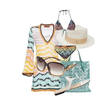 Outfit Mare di lusso