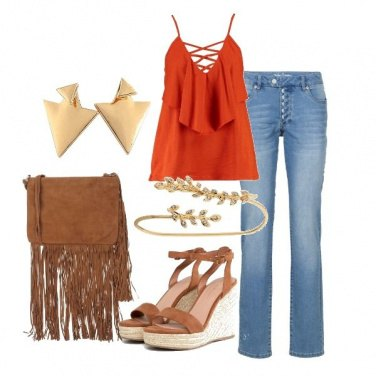 Outfit Zeppa estiva