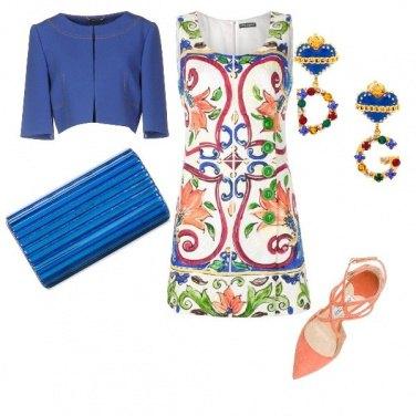 Outfit Come un azulejos