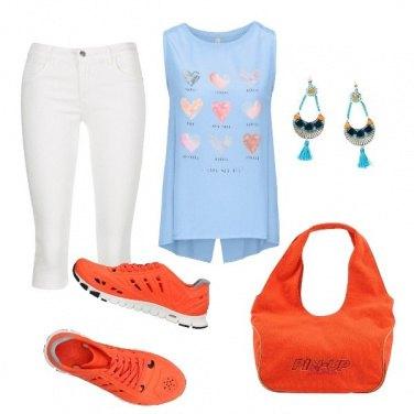 Outfit Fresca comodità