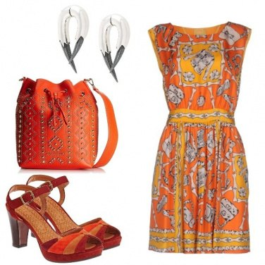Outfit Trendy #8002