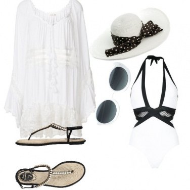 Outfit Passeggiata a Portofino