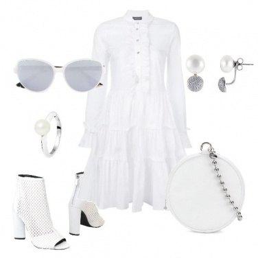 Outfit Un bianco inaspettato