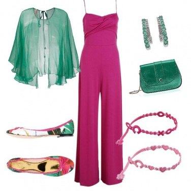 Outfit Cerimonia senza tacchi si può