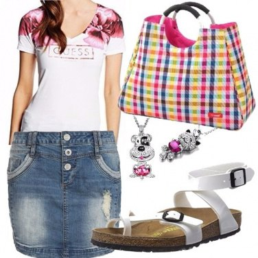 Outfit A far la spesa