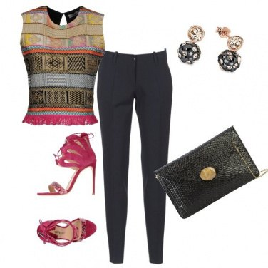 Outfit Etnico #1016