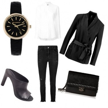 Outfit Trendy #8018
