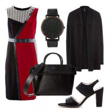 Outfit Sobrietà a lavoro