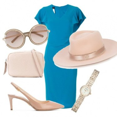 Outfit Il cappello nude