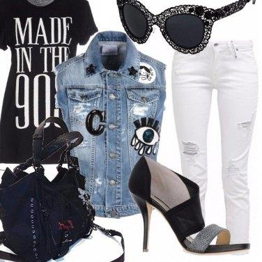 Outfit Quasi punk
