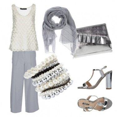 Outfit Serata in pantaloni
