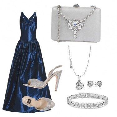 Outfit Matrimonio di Grazia (testimone)