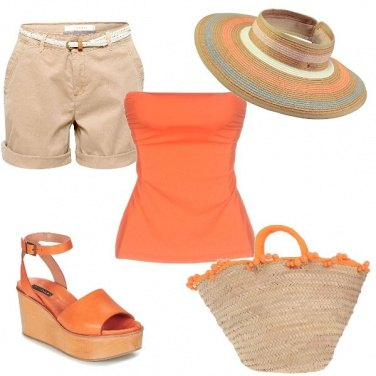 Outfit Pronta per l\'estate