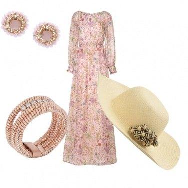 Outfit Matrimonio all\'aperto