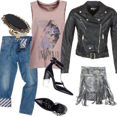 Outfit Aggressiva
