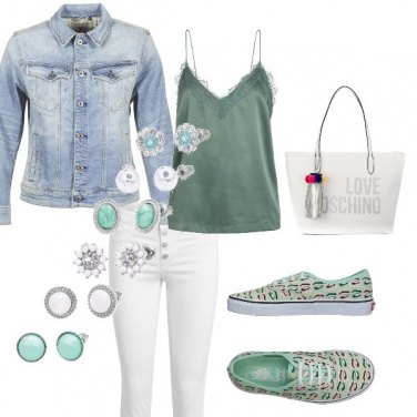 Outfit Basic #5586
