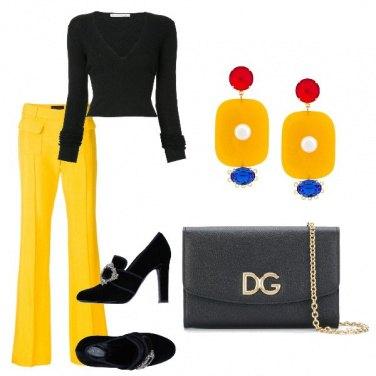 Outfit Il maglioncino leggero