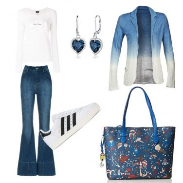 Outfit Tempo di shopping