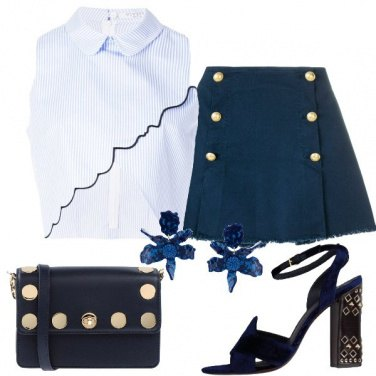 Outfit Sexy #1073