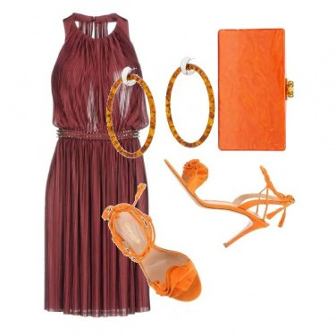 Outfit O. C. Cocktail