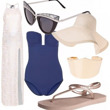 Outfit Mare profumo di mare
