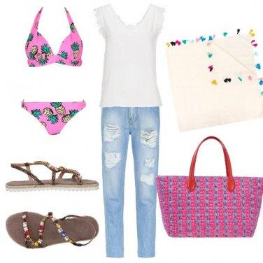 Outfit Pomeriggio di Agosto
