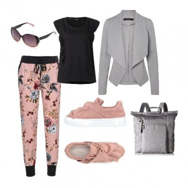 Outfit Sportychic