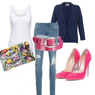 Outfit Trendy #8113